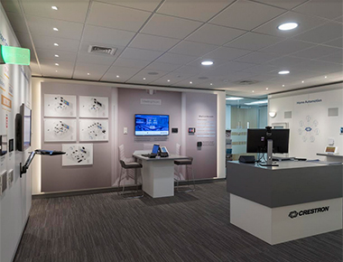 creston emea experience centre madrid
