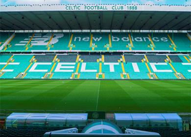 Bosch y Electro-Voice Celtic FC