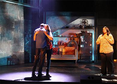 Luces Elation Ghost el musical