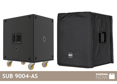 subwoofer rcf  sub 9004 as