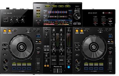 Pioneer DJ XDJ-RR rekordbox
