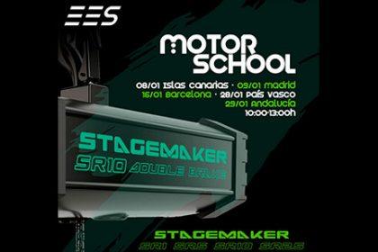 EES anuncia eventos Motor Schools
