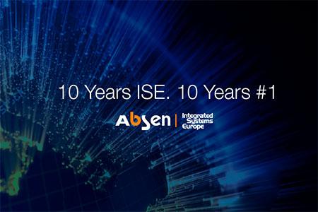 Absen 10 años en ISE 2019
