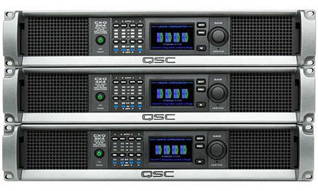 Amplificadores QSC CX-Q