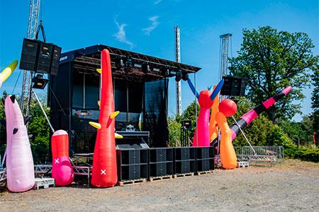 pioneer pro audio festival