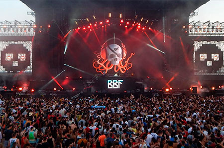 festival Christie en Barcelona