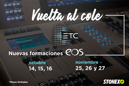 Cursos ETC Eos Madrid