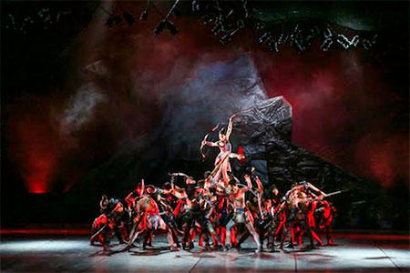 ballet liaoning adb