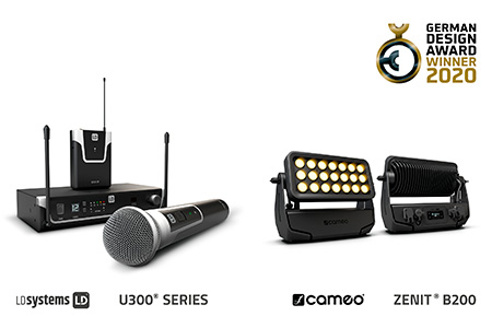 Cameo y LD Systems