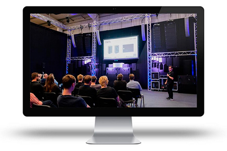 Martin Audio Virtual Tradeshow covid-19