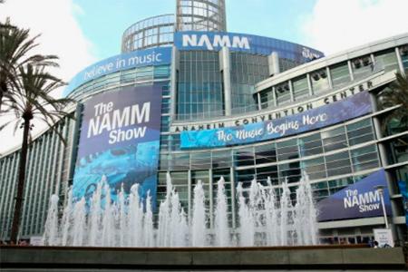 NAMM vuelve con nueva fecha 2022