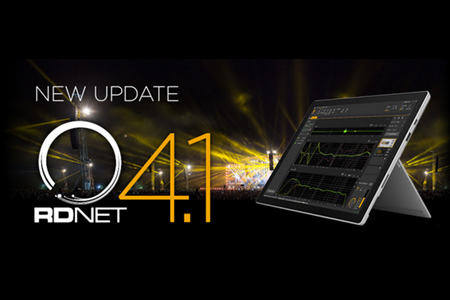 RCF RDNet 4.1 actualización